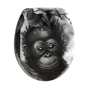 Capac WC Wenko Ape, 44,5 x 37,5 cm