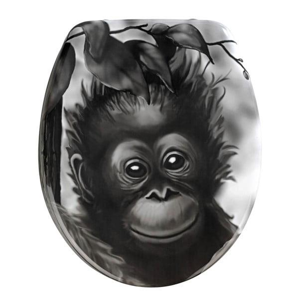 WC sedátko Wenko Ape, 44,5 x 36,5 cm