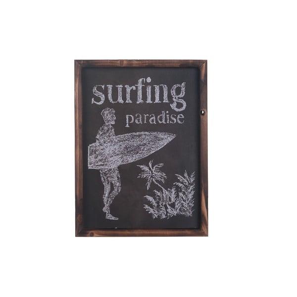 Nástěnná dekorace Surfing