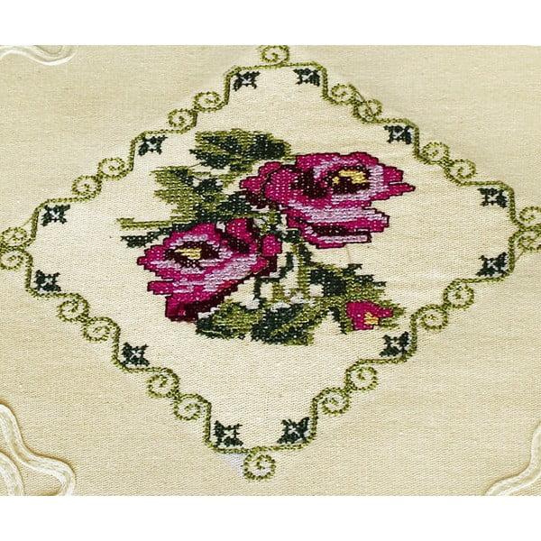Povlak na polštář Romantic Rose, 40x40 cm