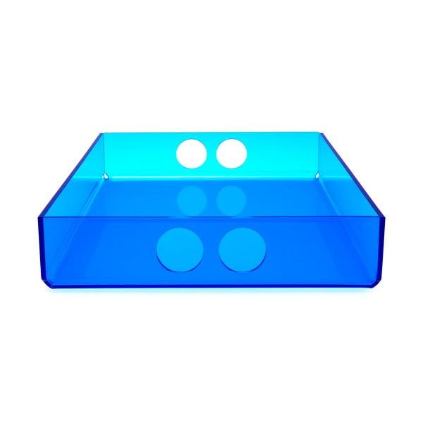 Podnos Tray Ocean Blue, 22x31 cm