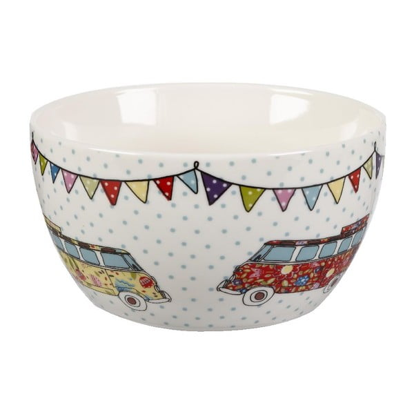 Sada 4 ks misek Bowl Festival, 300 ml