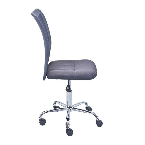 Šedá kancelářská židle 13Casa Office A18
