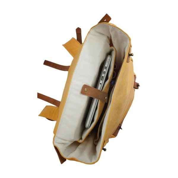 Batoh O My Bag Mau, hořčicový