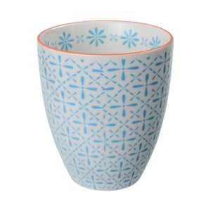Porcelánový šálek Orient Blue, 8,7x9,8 cm