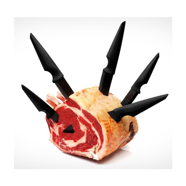 Sada keramických nožů Onyx Black