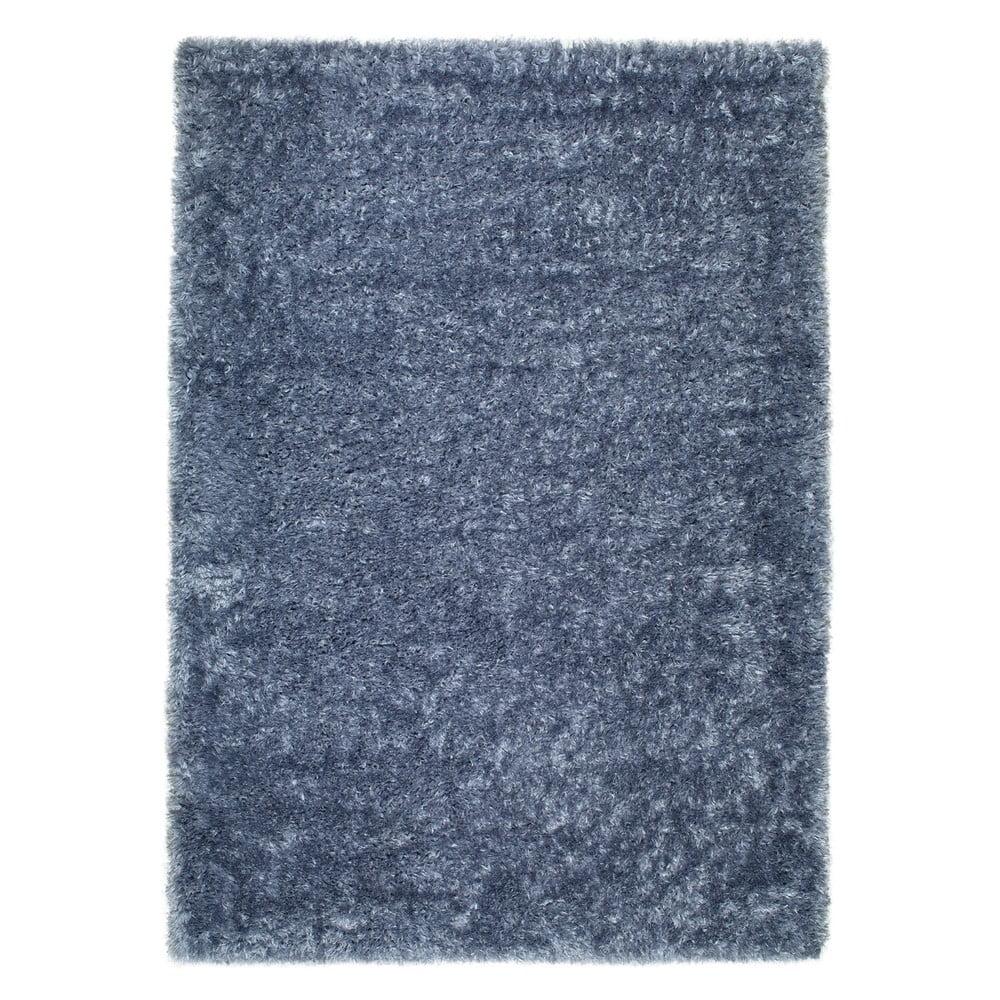 Produktové foto Modrý koberec Universal Aloe Liso, 140x200cm