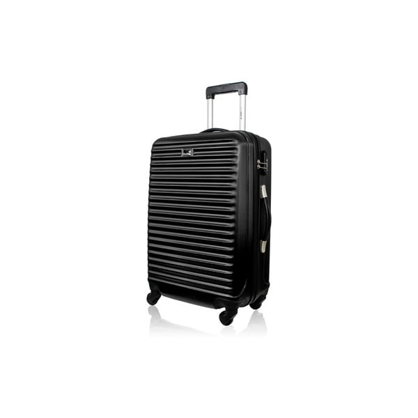 Sada 3 kufrů Brand Developpement Linn, černá