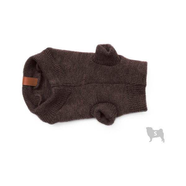 Hnědý svetřík pro psy Marendog Trip, vel. S