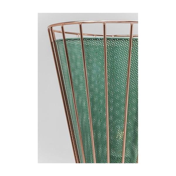 Zelená stojací lampa Kare Design Hourglass