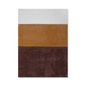 Dětský koberec Mavis Brown Stripes, 100x150 cm