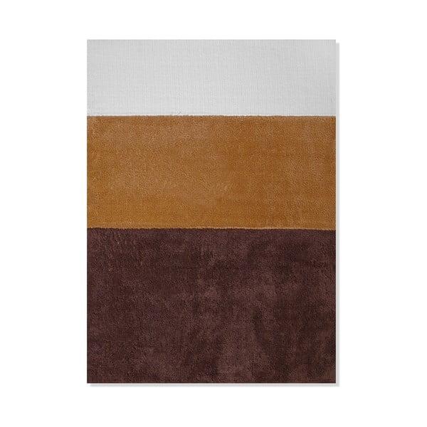 Dětský koberec Mavis Brown Stripes, 120x180 cm