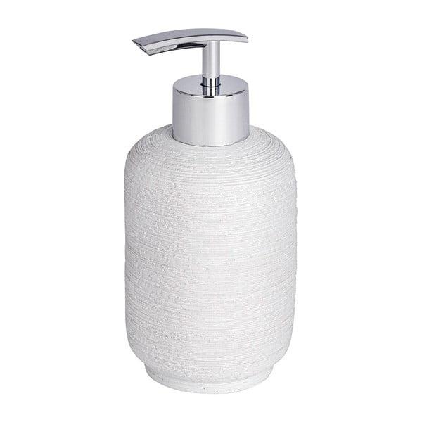 Bílý dávkovač mýdla Wenko Neo