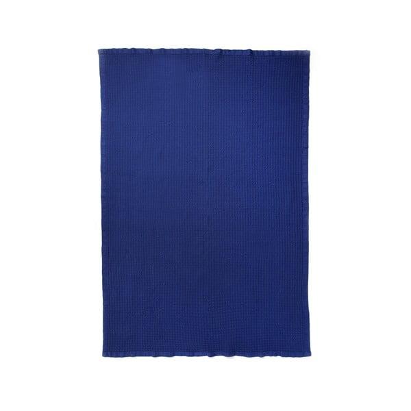 Modrý přehoz Casa Di Bassi, 180x250cm