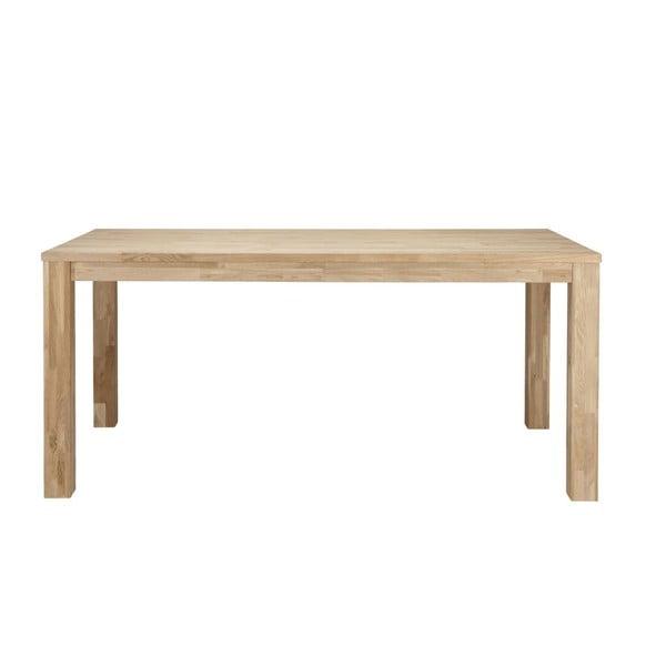 Dřevěný jídelní stůl De Eekhoorn Largo Untreated,90x200 cm