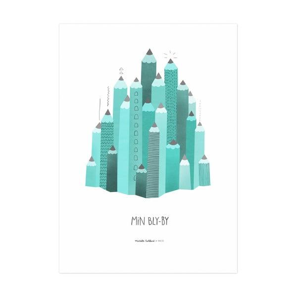 Plakát Min Bly By