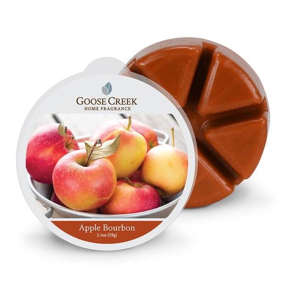Almás Bourbon illatos viasz aromalámpába, égési idő 65 óra - Goose Creek