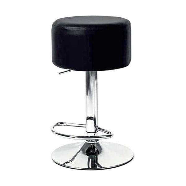 Barová židle London, černá