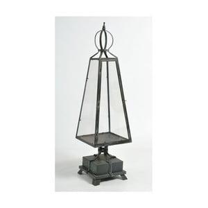 Kovová lampa Grigio