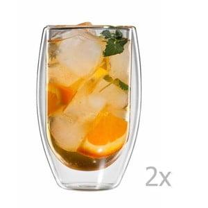 Sada 2 sklenic na čaj bloomix Tetouan