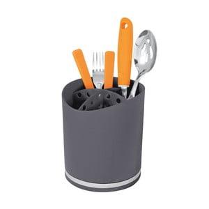 Suport pentru tacâmuri Future Cutlery, gri