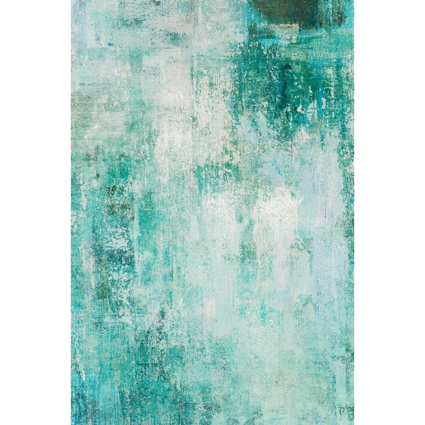 Tablou Kare Design Abstract Blue, 120 x 90 cm