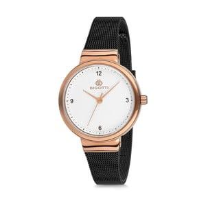 Dámské hodinky s koženým řemínkem Bigotti Milano Stylist