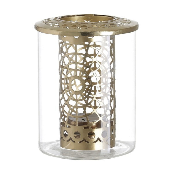 Svícen na čajovou svíčku A Simple Mess Kathrina, ⌀15,5cm