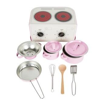 Set de bucătărie pentru copii Sass & Belle, roz de la Sass & Belle