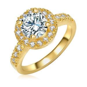Dámský prsten zlaté barvy Tassioni Bride, 58