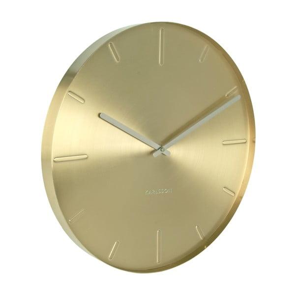 Zlaté hodiny Present Time Belt
