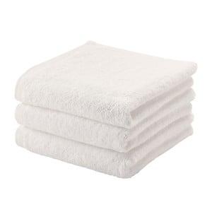 Krémový ručník Aquanova London, 55x100cm