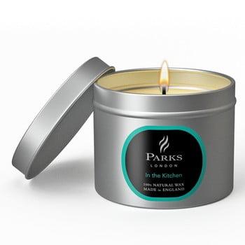 Lumânare parfumată Parks Candles London Kitchen, aromă de citrice, mentă, lămâiță, 25 ore de la Parks Candles London