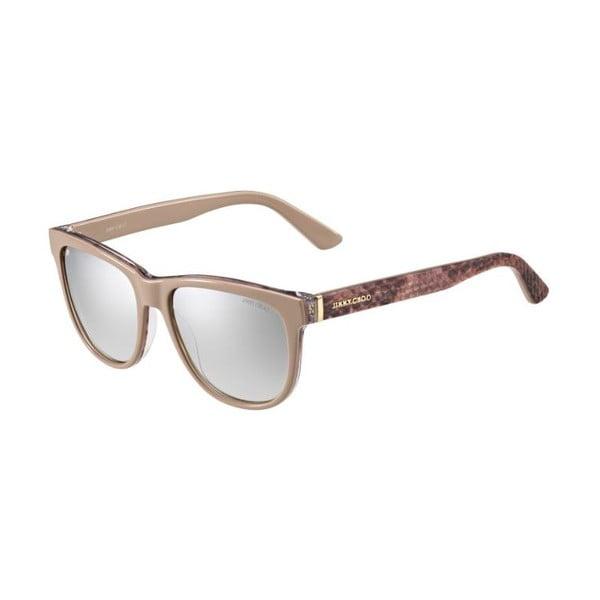 Sluneční brýle Jimmy Choo Rebby Nude/Brown