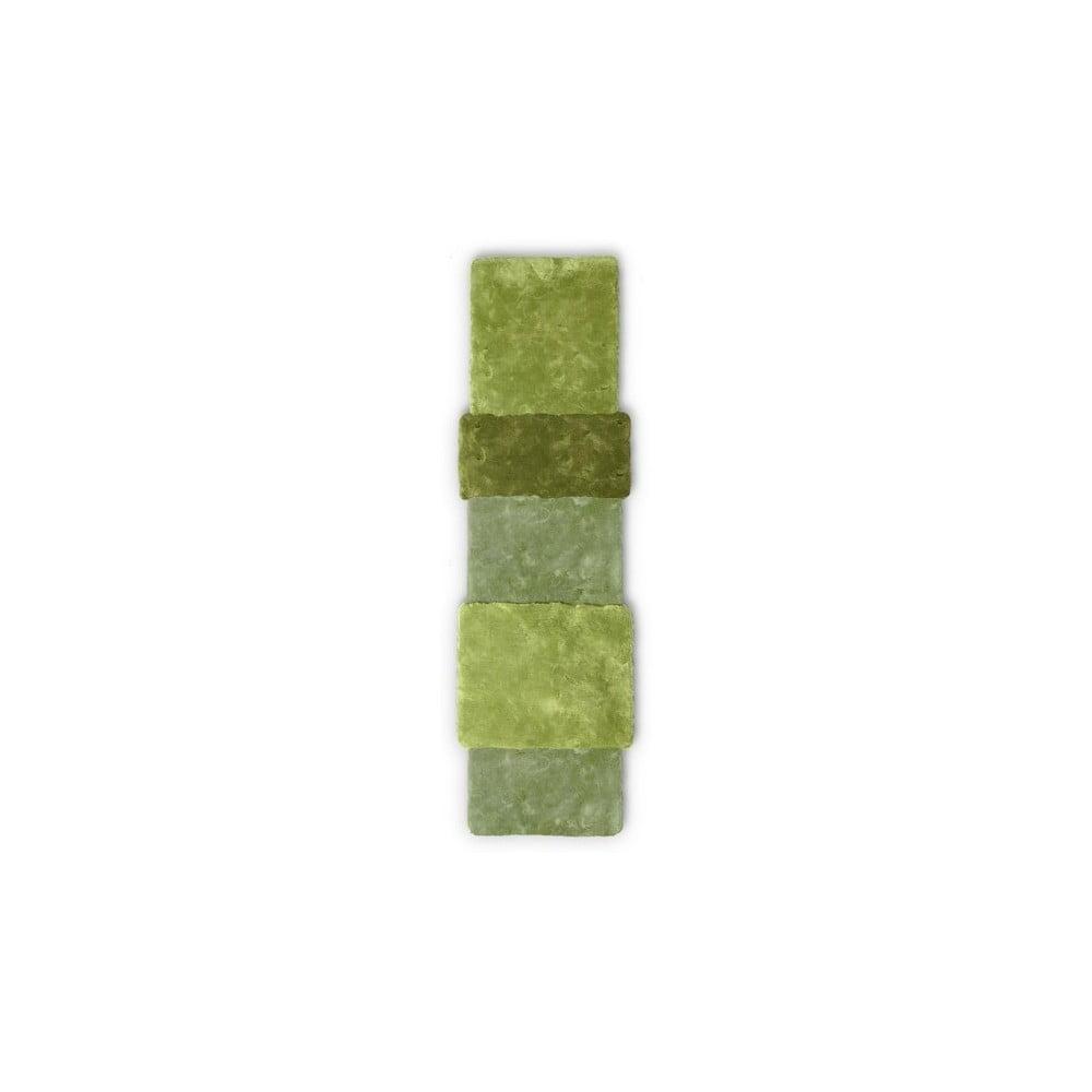 Zelený koberec Over Stripe EMKO Over Stripe