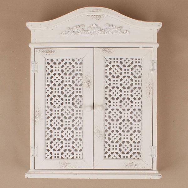 Závěsná skříňka White Days, 58x47 cm