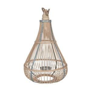 Bambusová lucerna J-Line Nat