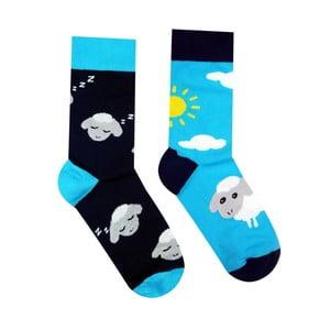 Bavlněné ponožky HestySocks Ovečka, vel. 35-38