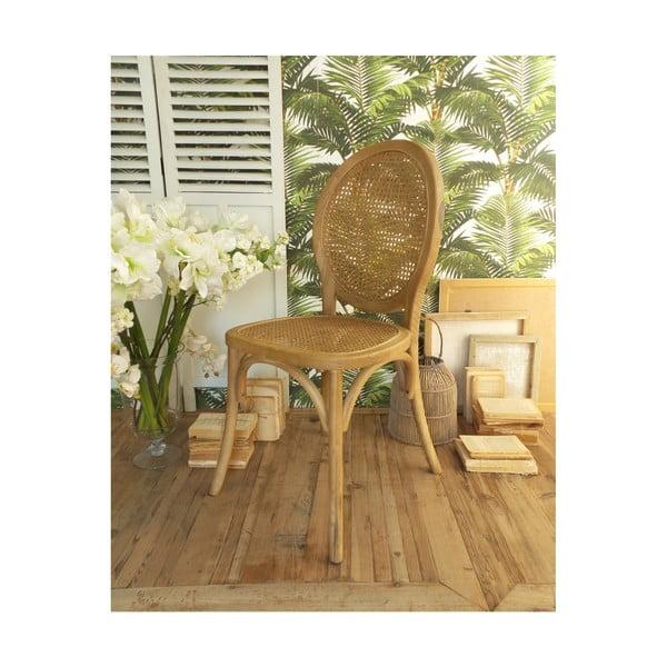 Sada 2 židlí zjilmového dřeva Orchidea Milano Classic