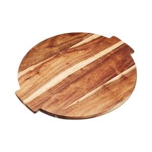 Otočný podnos z akáciového dřeva Kitchen Craft Master Class