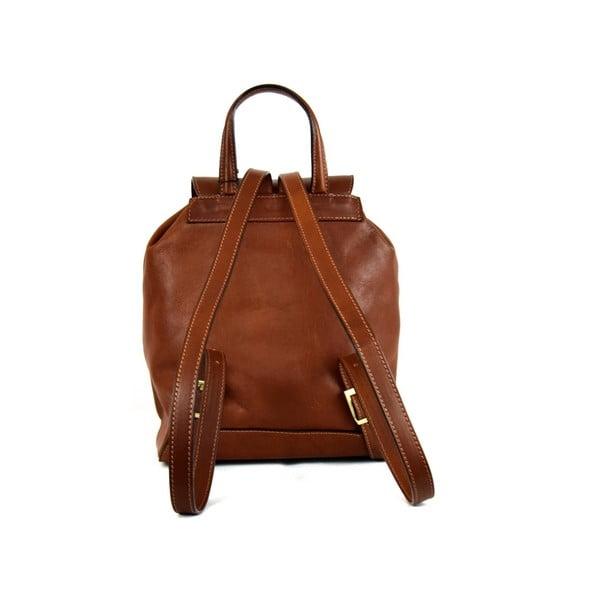 Kožený batůžek Santo Croce 132087 Brown