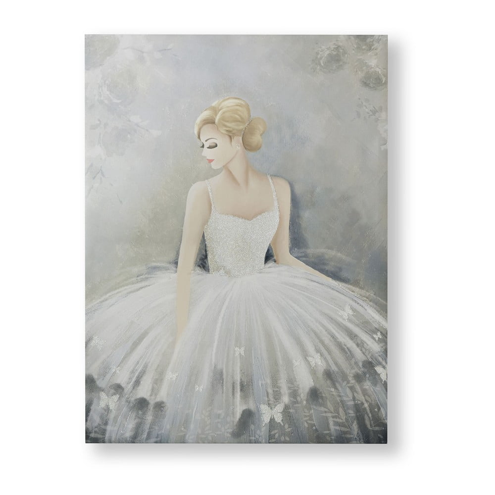 Nástěnný obraz Graham & Brown Beautiful Ballerina, 50 x 70 cm