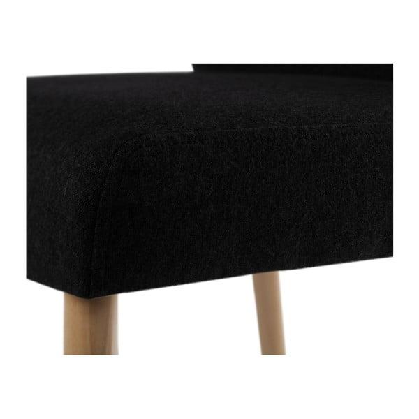Černá jídelní židle My Pop Design Richter