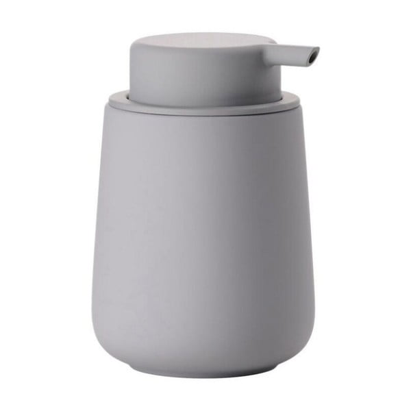 Dozator din ceramică pentru săpun Zone Nova One, gri