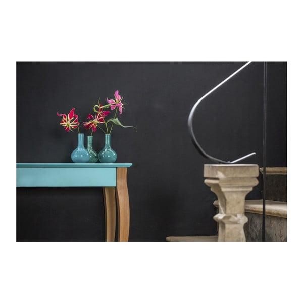 Odkládací konzolový stolek Dressing Table 105x74 cm, lososový