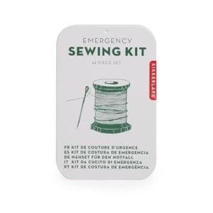 Set na šití Kikkerland Emergency Sewing