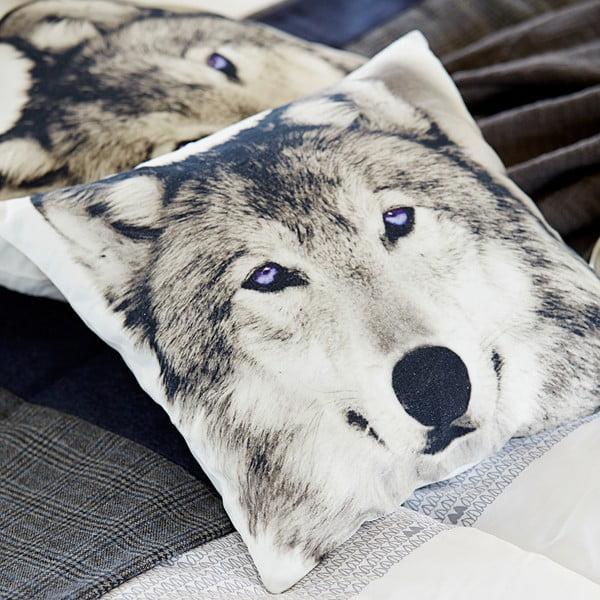 Dekorační polštář Canett Wolf