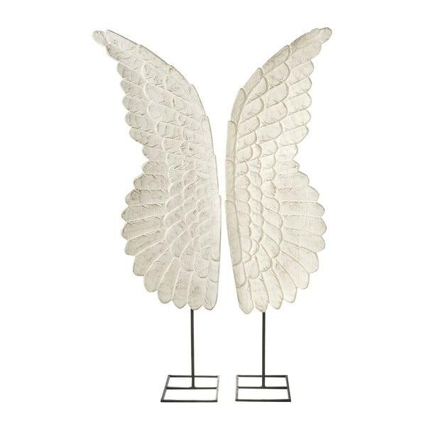 Dekorace ručně vyřezávaných křídel Parlane