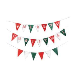 Párty vlaječky Christmas