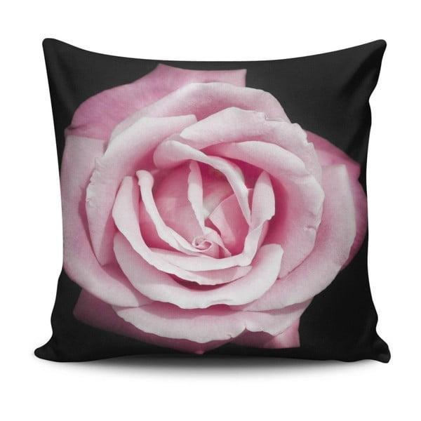 Pernă Rose, 45 x 45 cm, cu umplutură